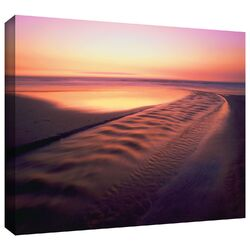 Back to the Sea' by Dean Uhlinger Gallery-Wrapped Canvas Art