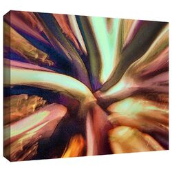 'Espectro Suculenta' by Dean Uhlinger Gallery-Wrapped Canvas Art