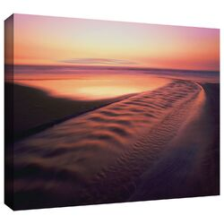 'Back to the Sea' by Dean Uhlinger Gallery-Wrapped Canvas Art