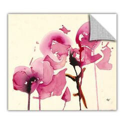 ArtApeelz 'Orchids I' by Karin Johanneson Graphic Art