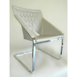 Criss Cross Arm Chair