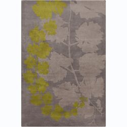 Cinzia Taupe Floral Rug
