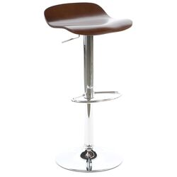 Kallie Air Lift Adjustable Bar Stool