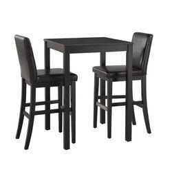 Nantucket 3 Piece Pub Table Set