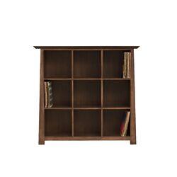 Hamilton Multimedia Record Cabinet