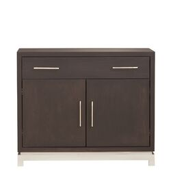 Classic Contemporary 1 Drawer Nightstand