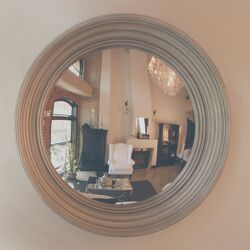 Lola 46 Convex Wall Mirror
