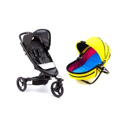Zen Stroller and Yoga Newborn Nest Combo Set
