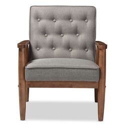 Baxton Studio Lounge Chair