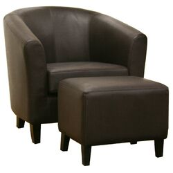 Fleance Leather Chair