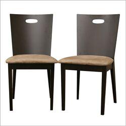 Baxton Studio Lamar Side Chair