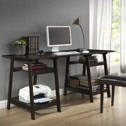 Altra Owen Writing Desk With Stool Amp Reviews Wayfair