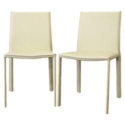 Baxton Studio Crawford Side Chair