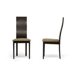 Baxton Studio Geneva Side Chair
