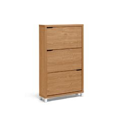 Baxton Studio Simms Modern Shoe Cabinet I