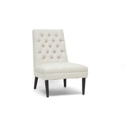 Baxton Studio Zinnia Modern Side Chair