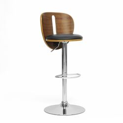 Hillsdale Jefferson 24 Quot Swivel Bar Stool With Cushion