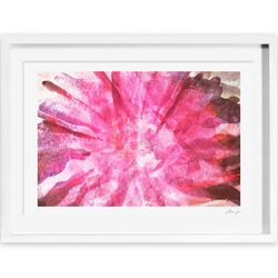 Nelumbo Framed Painting Print