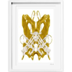 Aria Framed Painting Print