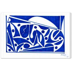 Mediterranean Views Graphic Art on Canvas