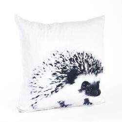 Porcupine Design Pillow