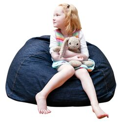 Jr. Club Bean Bag Chair