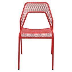 Hot Mesh Side Chair