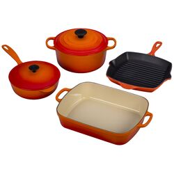 Signature 6-Piece Cookware Set