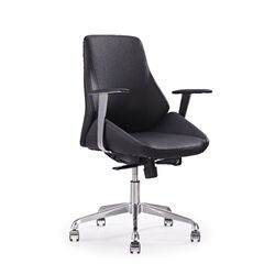 Natasha Low-Back Office Chair