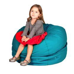 Kelly Storage Bean Bag Chair
