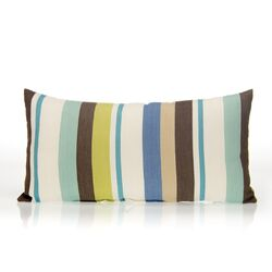 Liam Rectangular Stripe Pillow
