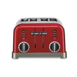 Metal Classic 4-Slice Toaster