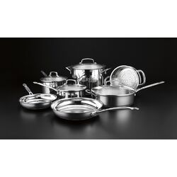 11 Piece Cookware Set With Create