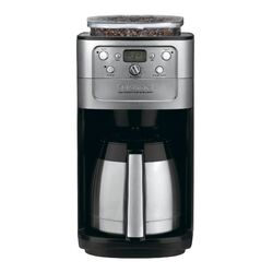 Fully Automatic Burr Grind and Brew Thermal� Coffee Maker