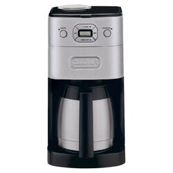 Grind & Brew 10-Cup Thermal Automatic Coffee Maker