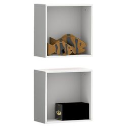 BLVD Decorative Wall Cube