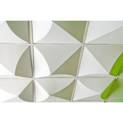 FoldScapes Bloom Drop Ceiling Tiles (24 Pack)