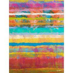 Color Celebration by Kim Holbrook Painting Print on Canvas