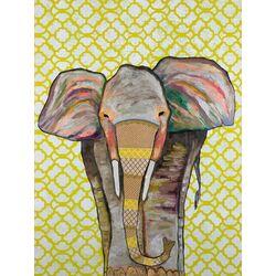 Trendy Trunk by Eli Halpin Painting Print on Canvas