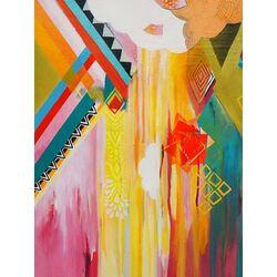 Kolo by Misha Maynerick Blaise Painting Print on Canvas