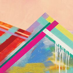 Step Name Love by Misha Maynerick Blaise Painting Print on Canvas