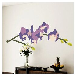 Orchid Arrangement Series #71 Wall Decal