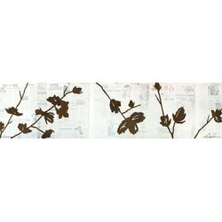 Branch Design Series by Andy Anh Ha Painting Print on Canvas