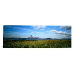 Panoramic Buildings at the Waterfront, New Jersey, New York City, New York State Photographic ...