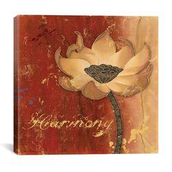 Lotus I from Sybil Shane Studio Canvas Wall Art