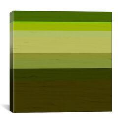Modern Art Olive Tree Graphic Art on Canvas