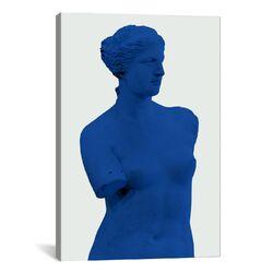 Modern Art Venus de Milo Graphic Art on Canvas
