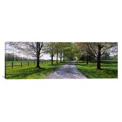 Panoramic Knox Farm State Park, East Aurora, New York State Photographic Print on Canvas
