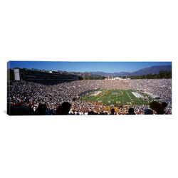 Panoramic Rose Bowl Stadium, Pasadena, City of Los Angeles, Los Angeles County, California ...