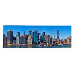 Panoramic Lower Manhattan, Manhattan, New York City, New York State, 2011 Photographic Print on ...